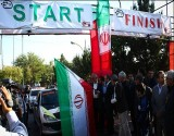 Tabriz automobile racing