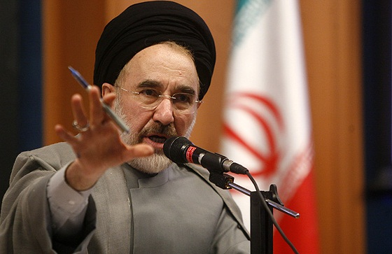 Is Khatami considered as national interest of misery factor?