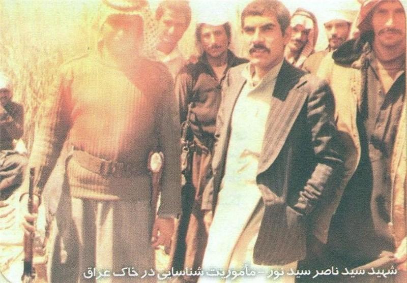 ماجرای زیارت کربلای نیروهای اطلاعاتی ایران در روزهای جنگ تحمیلی+عکس